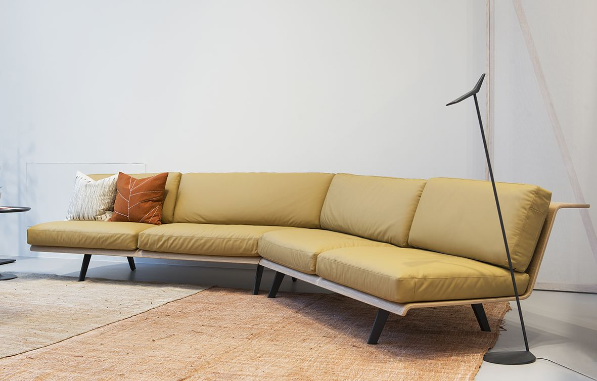 Korbschaukel Ikea Lounge With Zinta Sofa By Arper Collective Warmth Sofa Lounge