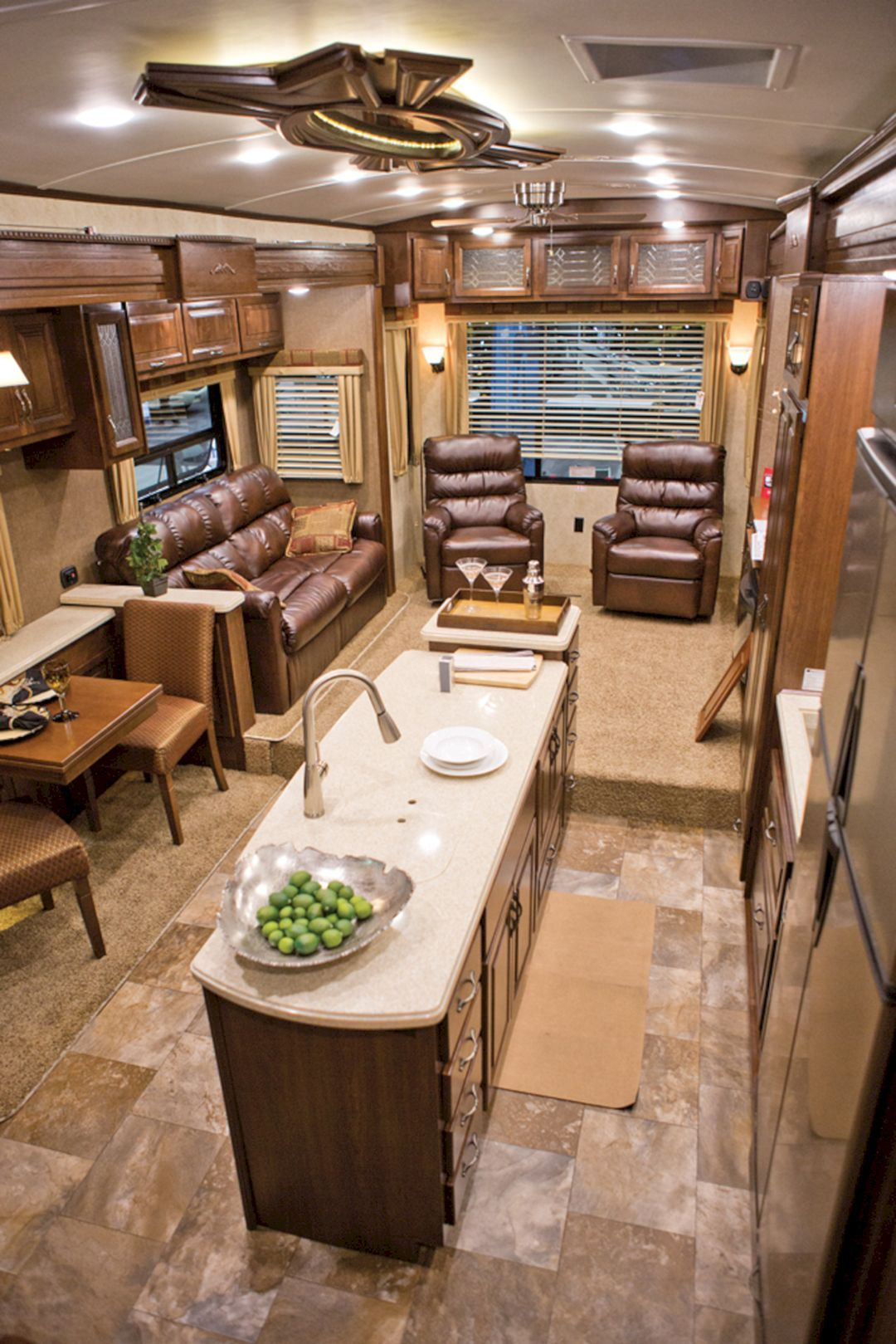 24 Best Rv Interior Ideas For Summer Holiday With The Family Rv
