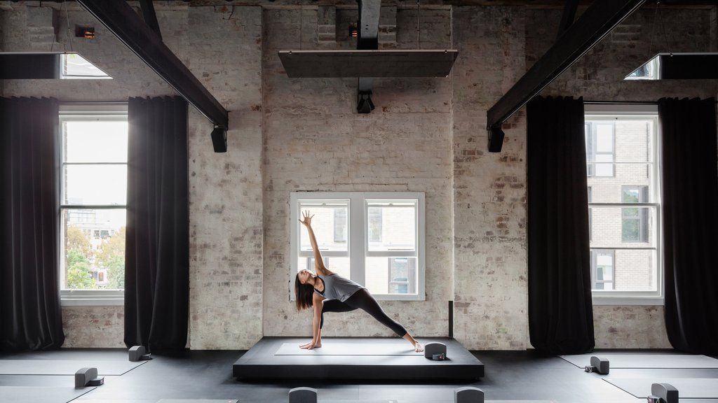 5 Ideas to Create Your Own Yoga Room at Home Yoga studio