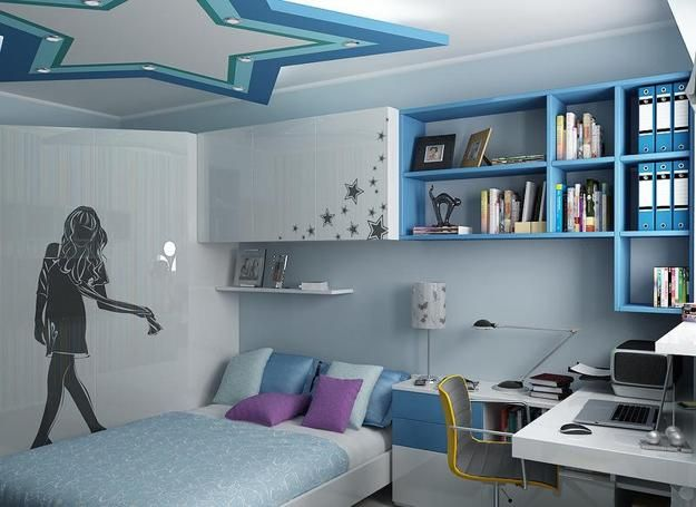 Teenage Bedroom Design Beauteous 25 Teenage Bedroom Designs And Teens Room Decorations For Girls Design Decoration