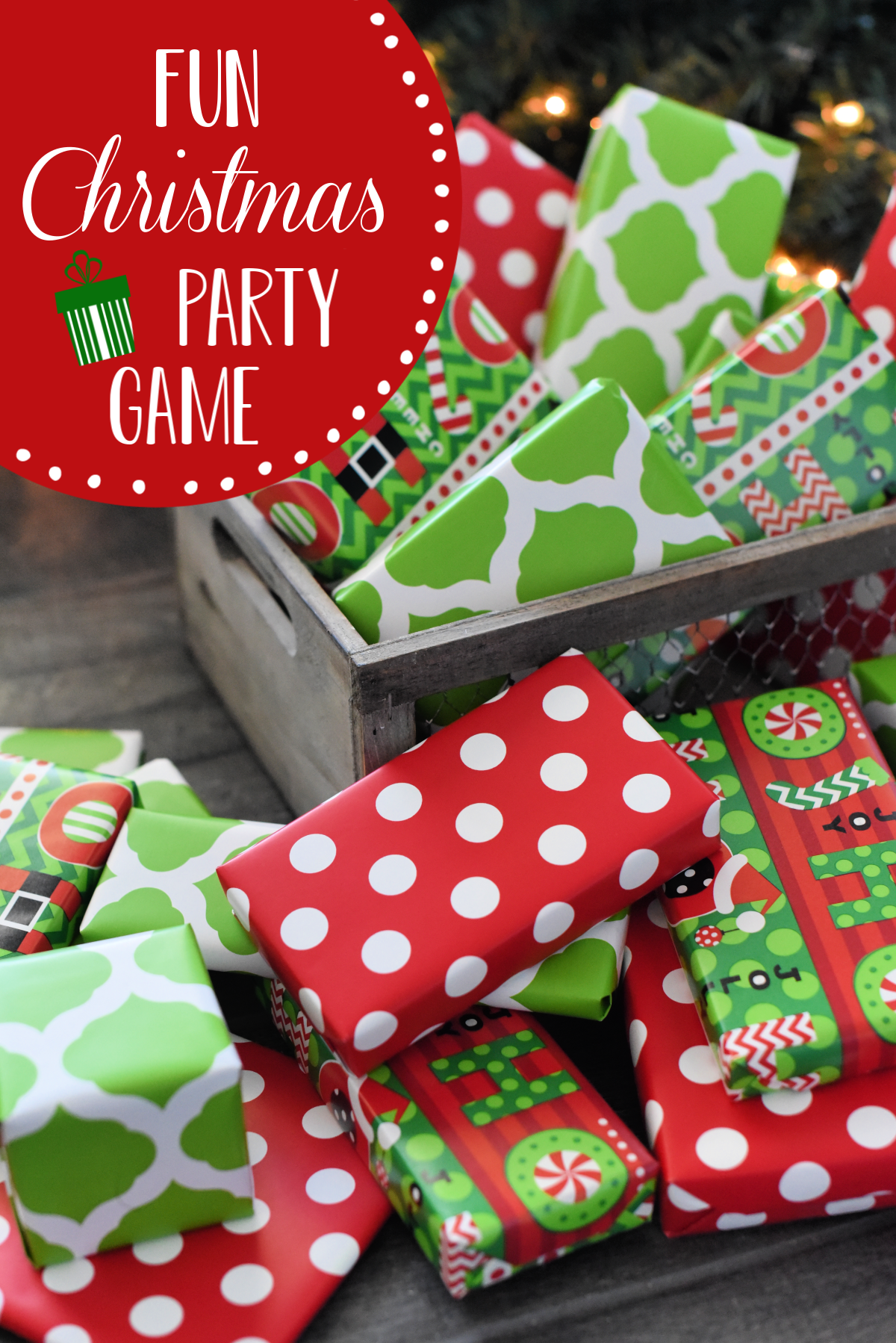Fun Gift Grab Christmas Party Game – Fun-Squared