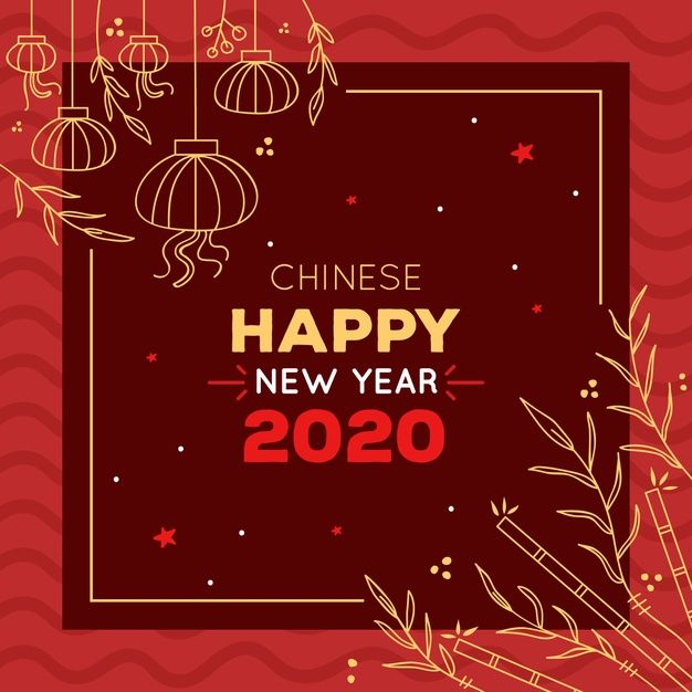 Download Hand Drawn Chinese New Year for free