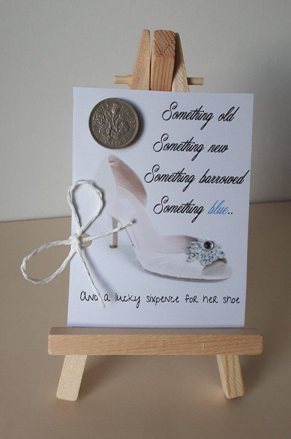 Wedding Gift For Bride To Be Lucky Charm Bridal Shower Gift