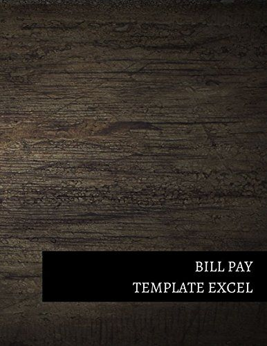 Bill Pay Template Excel Bill pay and Template - pay template