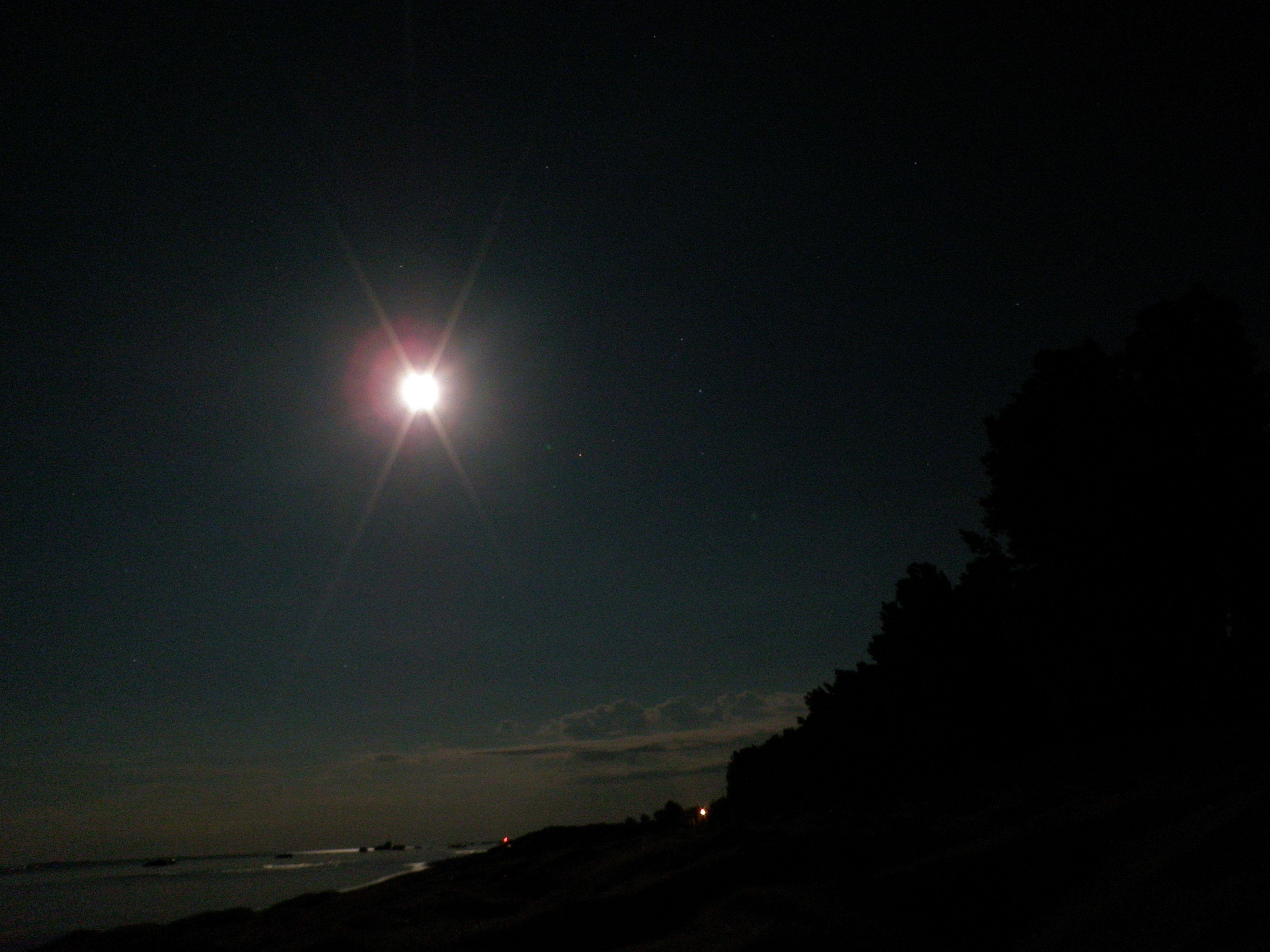 Turkey Point at Night