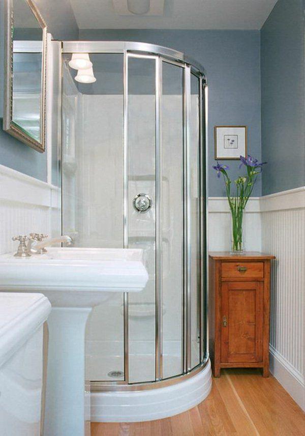 kleines bad einrichten ideen wandgestaltung fliesen - kleines badezimmer fliesen ideen