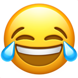 Face With Tears Of Joy On Apple Ios 11 2 Laughing Emoji Crying Emoji Emoji