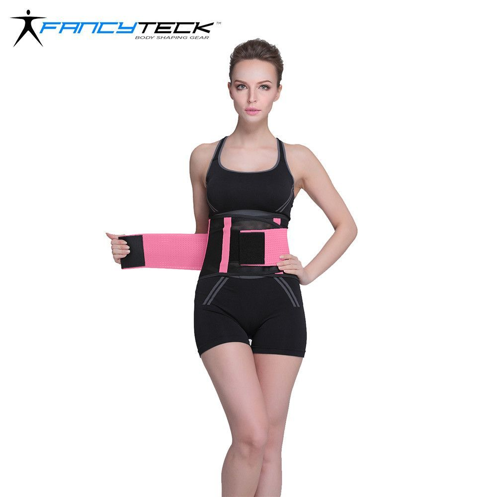 bfec92637 11 Colors S-2XL Unisex Breathable Thin Xtreme Power Belt Hot Slimming  Thermo Shaper Waist Shaper Cincher Waist Trainer