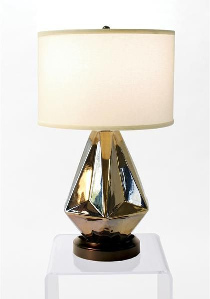 Modern Lantern Cordless Lighting Rechargeable Battery Operated Prisma Bronze Living Room Open Concept Table Bedroom Lamp