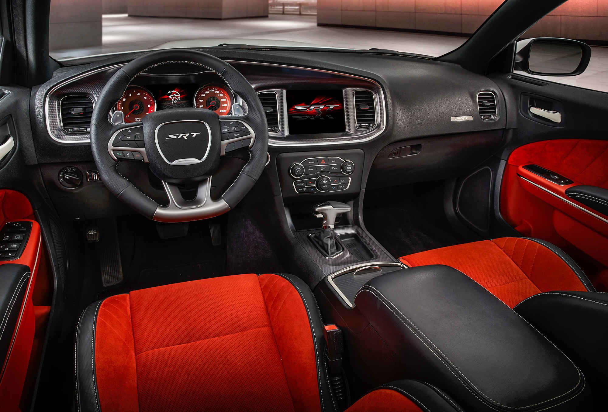 The 2015 Dodge Charger Srt Hellcat Is The Fastest Muscle Car Ever