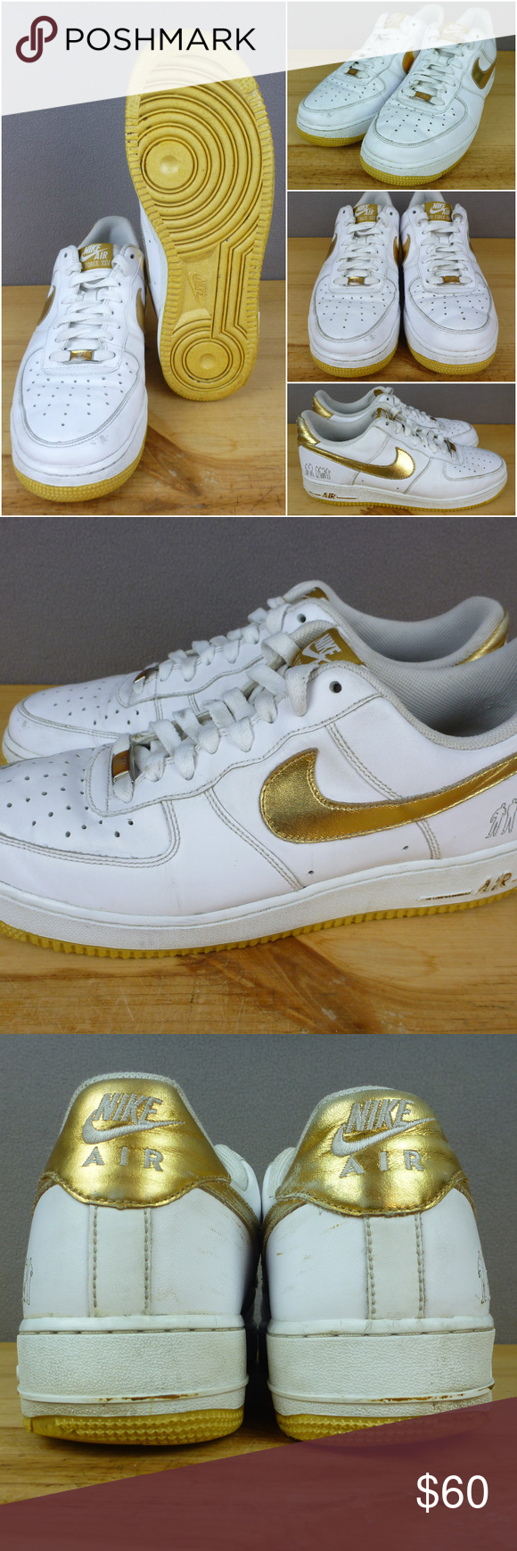 Nike Air Force 1 Low Players Edition 315092 171 Nike Men's