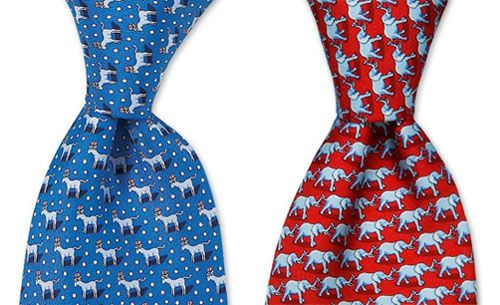 Made of 100% silk, these Vineyard Vines ties are reasonably priced to fit your budget and still look great.