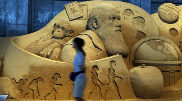Slideshow: Amazing sand sculptures in Japan.