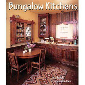 Bungalow Kitchens [Paperback] [2011] Reprint Ed. Jane Powell