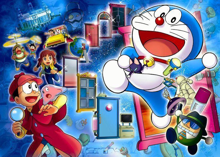Check Out The Doraemon Movies 2019 At Taylorhallo Com Doraemon Doraemon Wallpapers Anime
