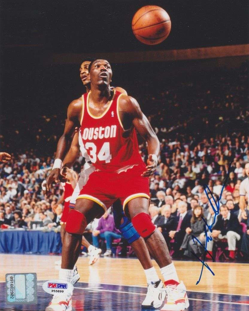 Hakeem The Dream Olajuwon Basketball