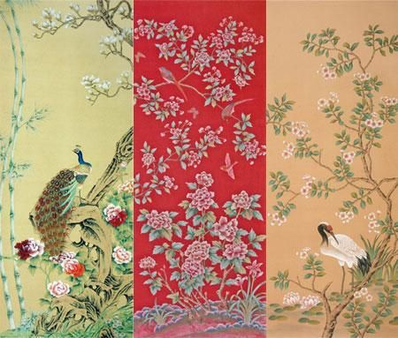 le japonisme de salon papiers peints pinterest papier peint peindre et ameublement. Black Bedroom Furniture Sets. Home Design Ideas