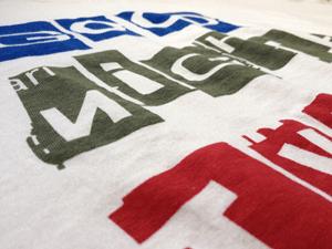 Serigrafia Textil Rafasshop Serigrafia Personalizacion De Camisetas Fuente De Letras