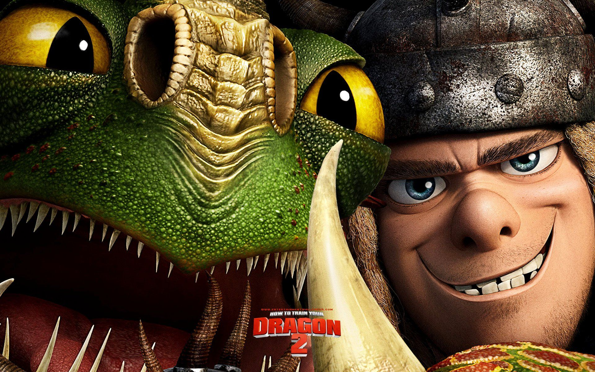 How To Train Your Dragon Poster Snotlout Wallpaper Movie
