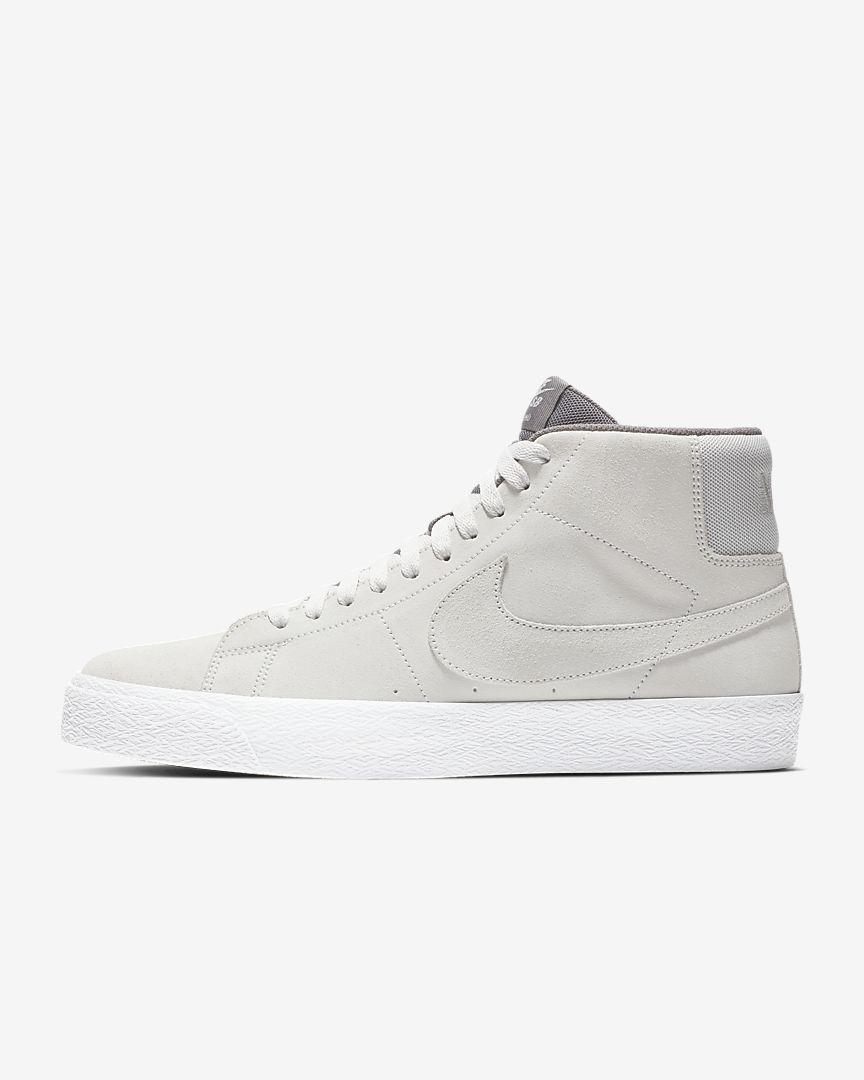 SB Zoom Blazer Mid Skate Shoe | Clothing in 2019 | Skate