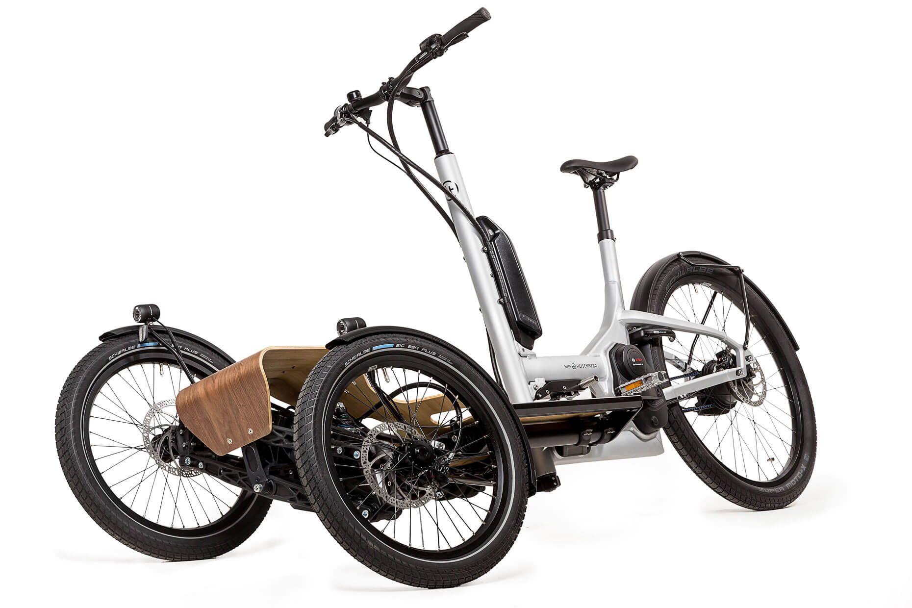 Cd1 Cargo Hnf Heisenberg Dreirad Fahrrad Motorisiertes