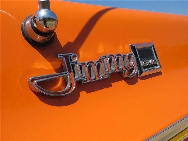 1977 Gmc Jimmy High Sierra 4x4 Convertible 1 Family Owned Like K5