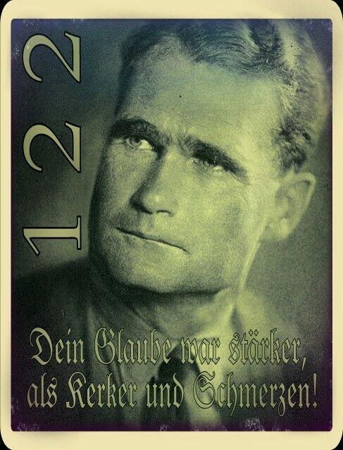 Rudolf Hess 122th Birthday Rudolf Hess World War