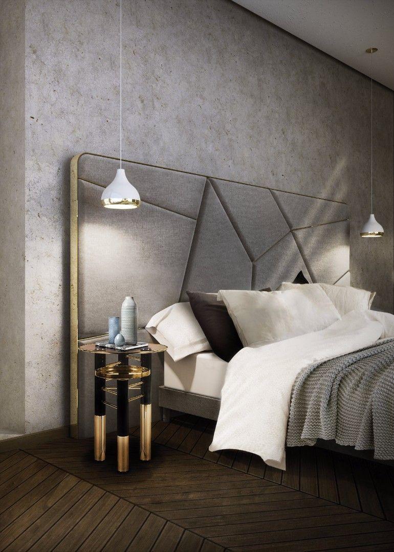 Master bedroom design with an industrial theme | www.masterbedroomideas.eu #industrialbedroom #industrialbedroomdesign #masterbedroom #bedroominspiration #bedroomdesign