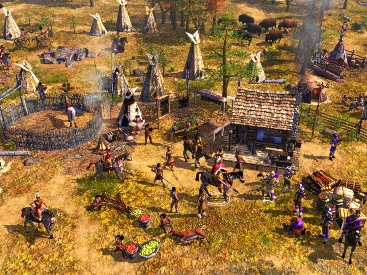 Age Of Empires Iii The War Chiefs Aoeiii With Images Age Of