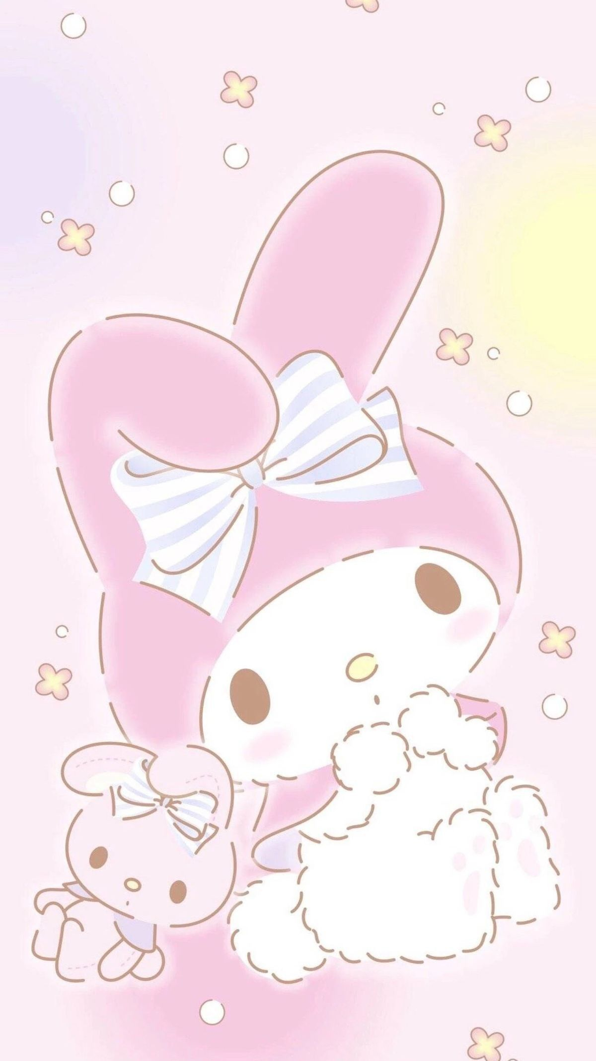Pin by Emily on My Melody | My melody wallpaper, Hello ...
