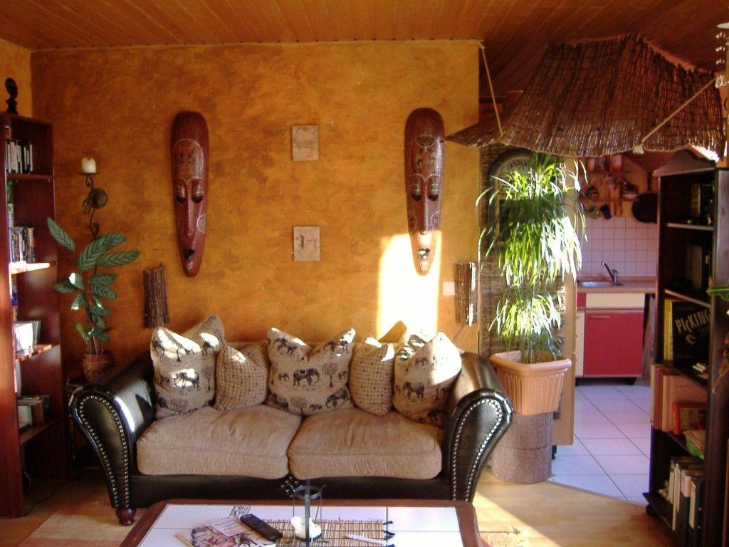 AuBergewohnlich 30 Neu Dekoideen Wohnzimmer Afrika Dekoration