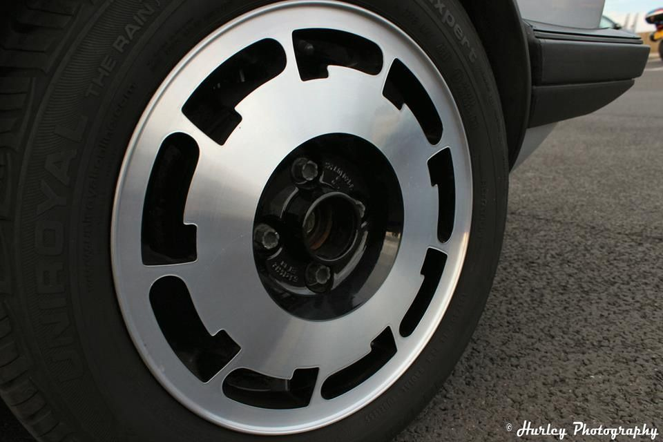 P Slot Wheels