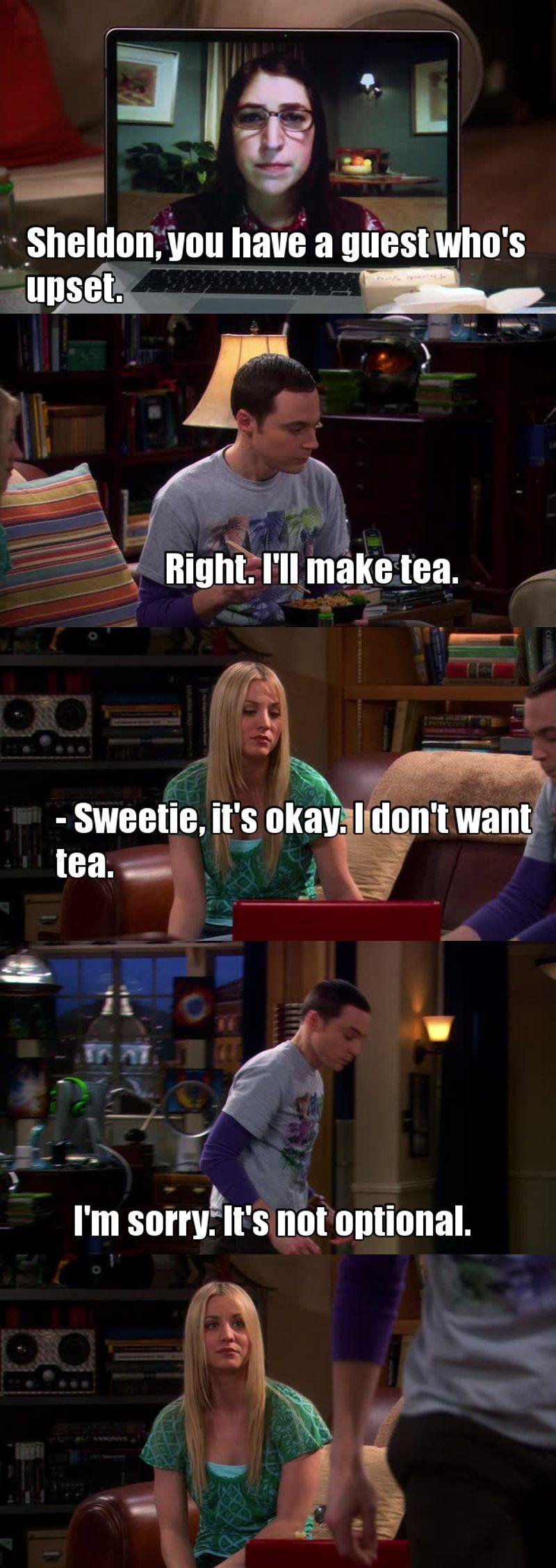 Sheldon+Penny The siblings they should have had!   The Big Bang ...