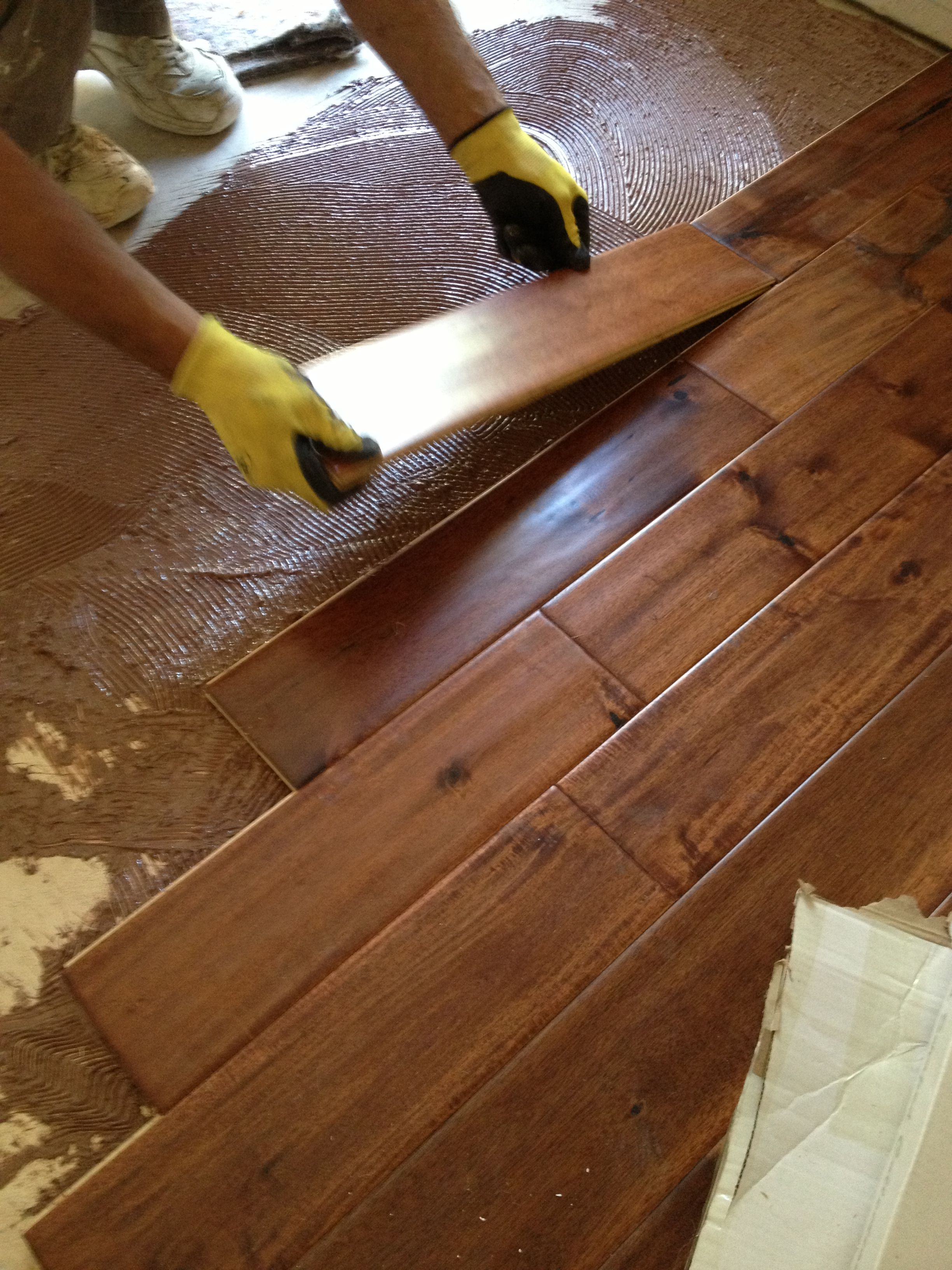 This time i want lighter and warmer wood floors new house