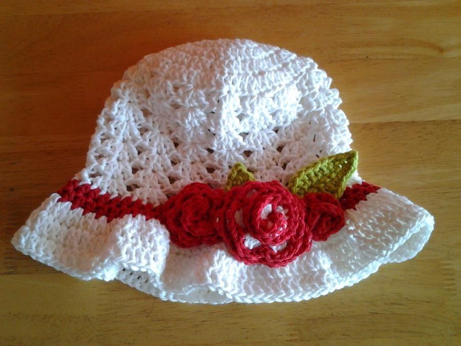 Blossom & Bloom Spring Hat - Crochet creation by Sherily Toledo's Talents | Crochet.Community
