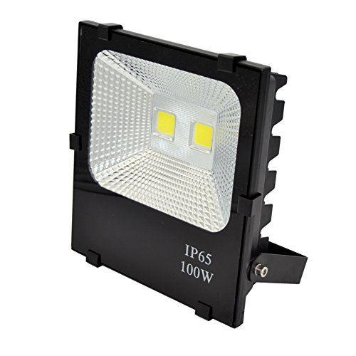 255 86 Zesol Dc12v 24v 100w Led Flood Lights Daylight Security Light Bulb Outdoor Lighting Iron Diy Wall Lamp 250w Led Flood Led Flood Lights Flood Lights