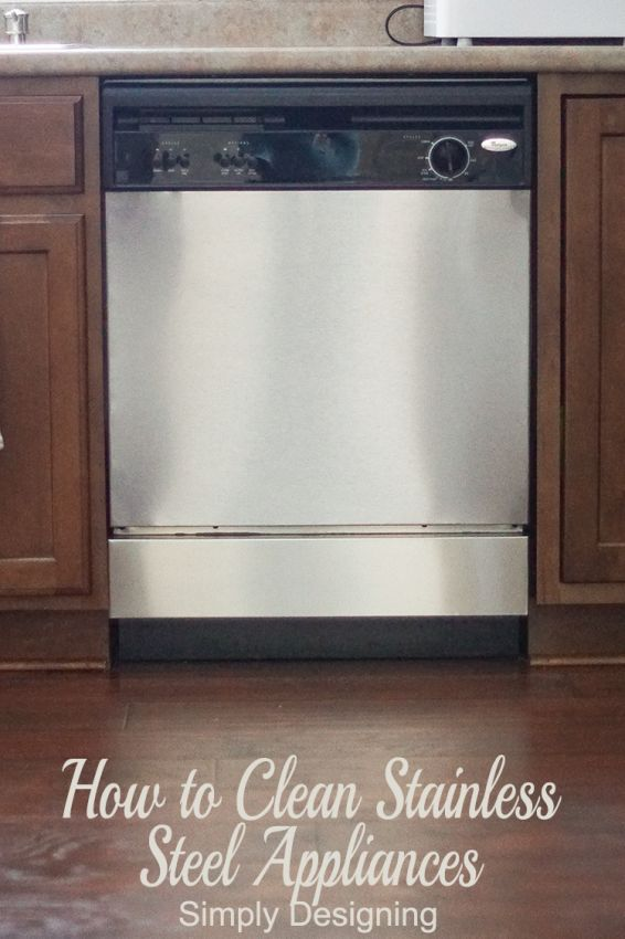 How To Clean Your Stainless Steel Kitchen Appliances | Cleaning Stainless  Steel, Stainless Steel And Cleaning