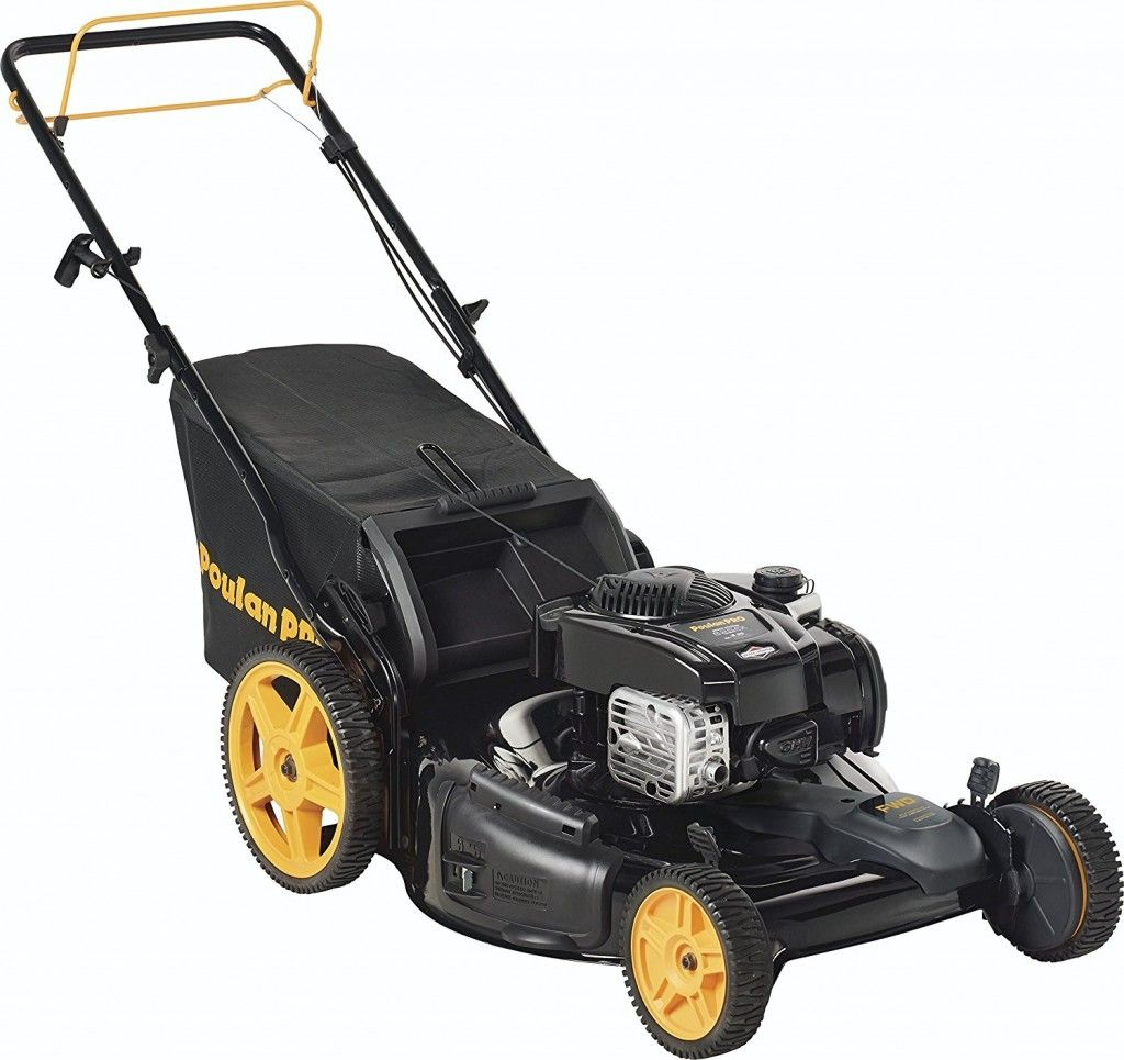 Top Rated Self Propelled Lawn Mowers Push Lawn Mower