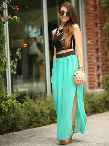 Outfit Inspiration: Mix Boho And Glam Styles!