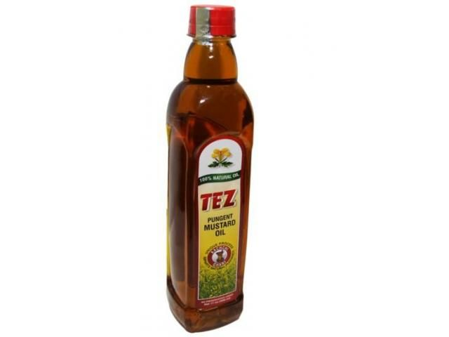 Tez Mustard Oil is listed on For Sale on Austree - Free Classifieds Ads from all around Australia - http://www.austree.com.au/miscellaneous-goods/all-miscellaneous-goods/tez-mustard-oil_i1514