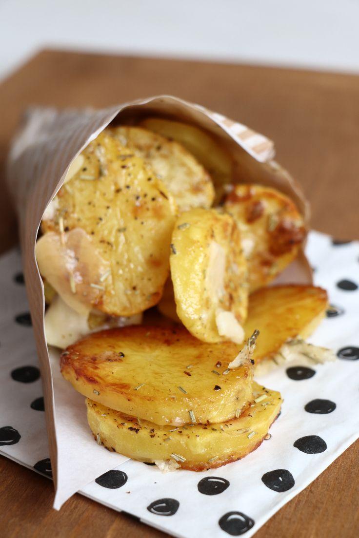 Photo of Parmesan-Kartoffeln: Rezept für Backkartoffeln mit Dip – Lavendelblog