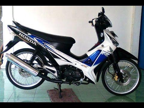 Modifikasi Motor Honda Supra X 125 Blog Gambar Modifikasi Motor Honda Motor Honda Motorcycles