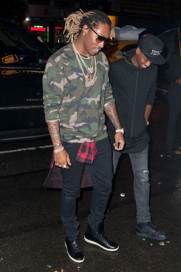 rapper future style sök på google men s fashion pinterest