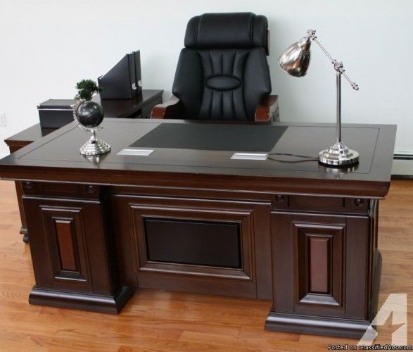 High Grade Low Price Executive Desks Office Chairs Genuine Leather Home Office Furniture Desk Office Desk Designs Office Furniture Design