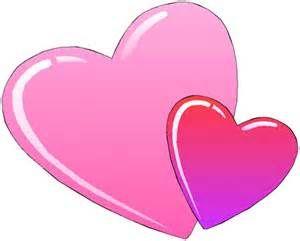 Bing heart. Valentine s day clip