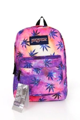 bebbe7dd161b Galaxy Space Vintage Jansport Canvas Backpack Uban .galaxy backpacks for  girls - LoveItSoMuch.com