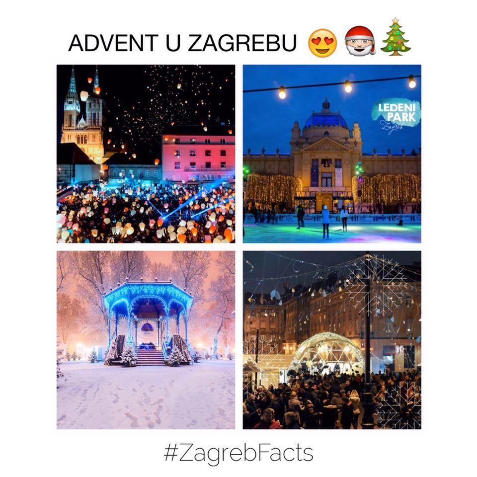 Zagreb Grad Zagreb Zagreb Croatia Wonderful Time