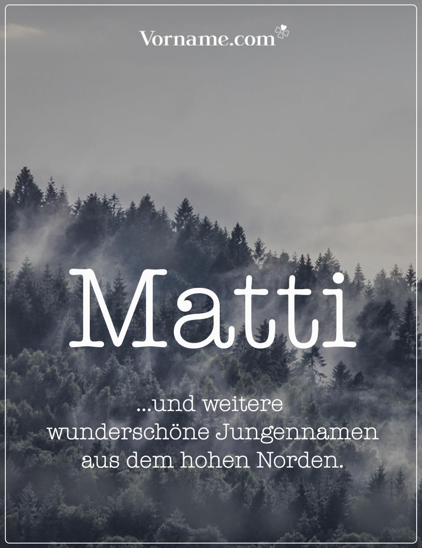 Deutsche Namen Für Jungen