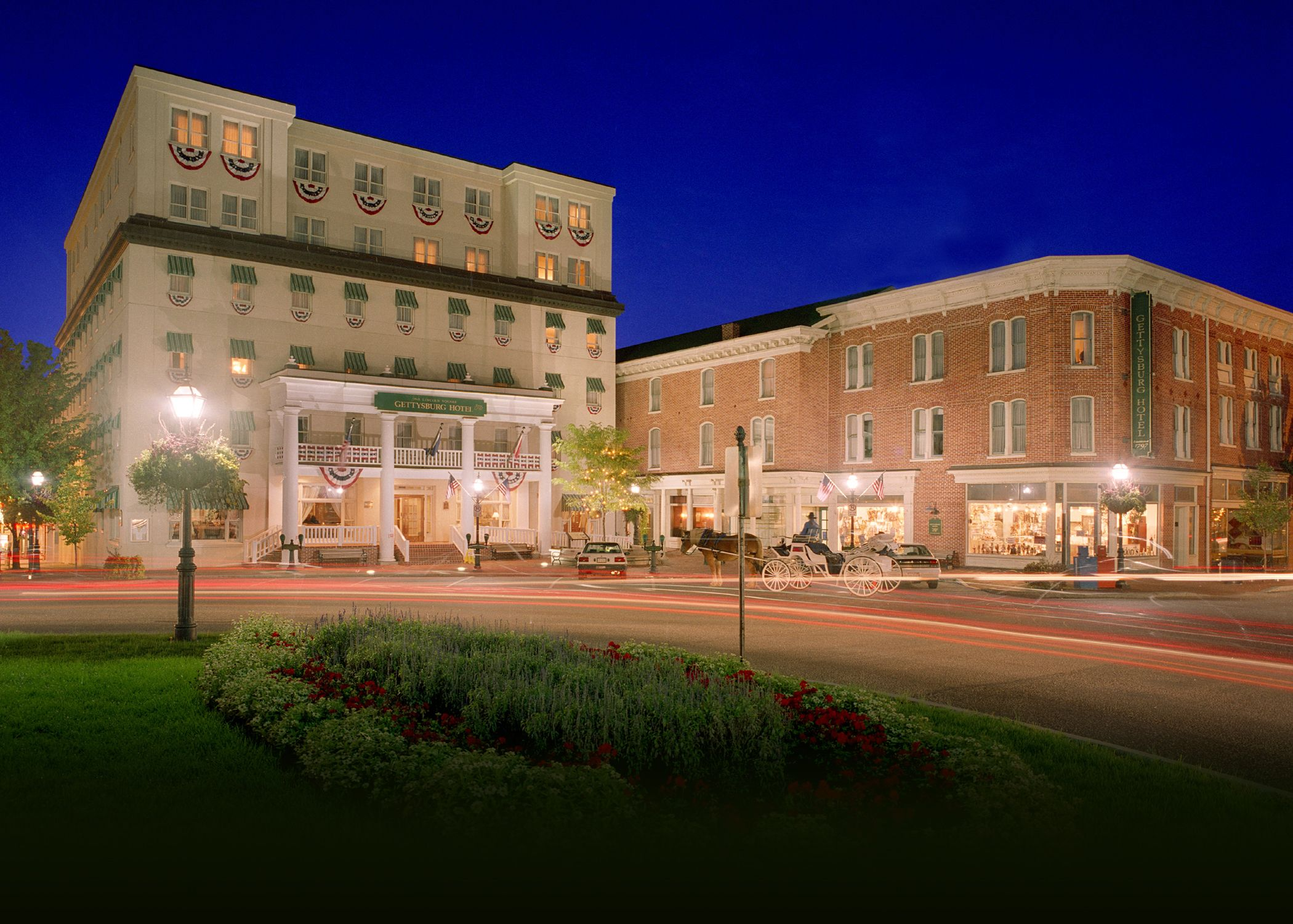 50 Of The Most Haunted Hotels In America