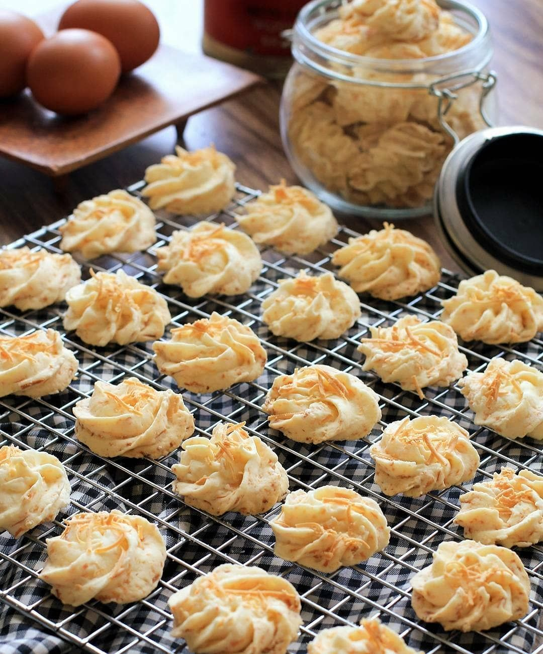 Resep Sagu Keju : resep, Aisyah, Biskut, Raya/Lebaran(Hari, Cookies), Resep, Keju,